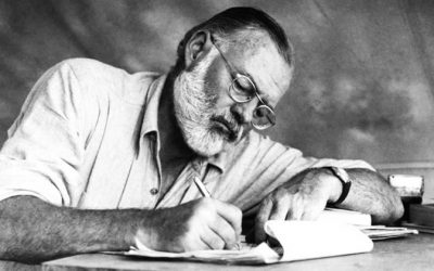 Cit'action n° 9 : « Writing is rewriting ! » Ernest Hemingway