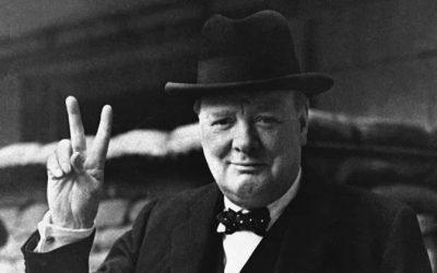 Citaction n°19 : Plus vous saurez regarder loin dans le passé, plus vous verrez loin dans le futur.  Winston Churchill