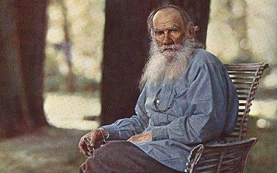 Citaction n°21 : « Tout le monde veut changer le monde mais personne ne veut se changer soi-même » Tolstoï