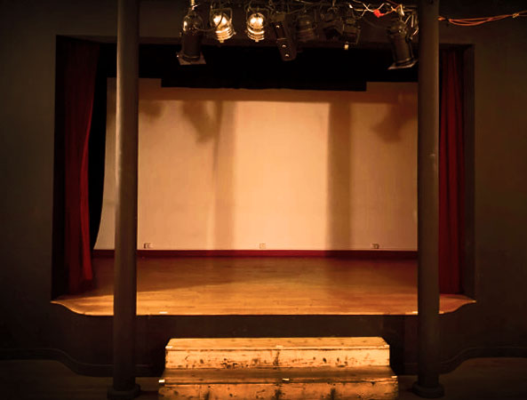 Théâtre de Naples pour la formation en prise de Parole à Paris
